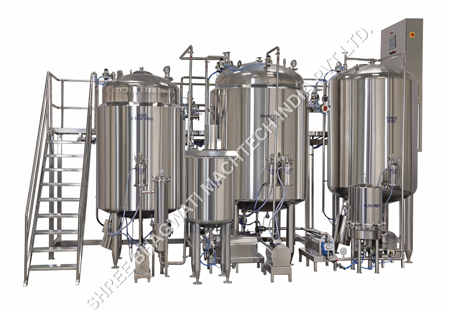 Liquid Syrup Processing: High-Quality Machines To Automate The Process