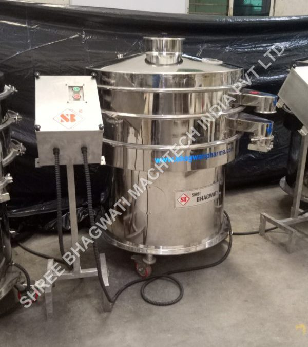 All About Vibro Sifter (Sieving Machine)