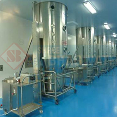 All About Fluid Bed Coating Machine