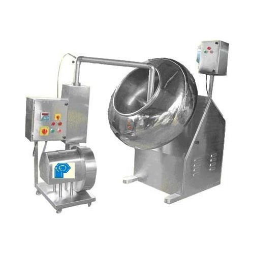 Working Principle of Automatic Tablet Coating Machine