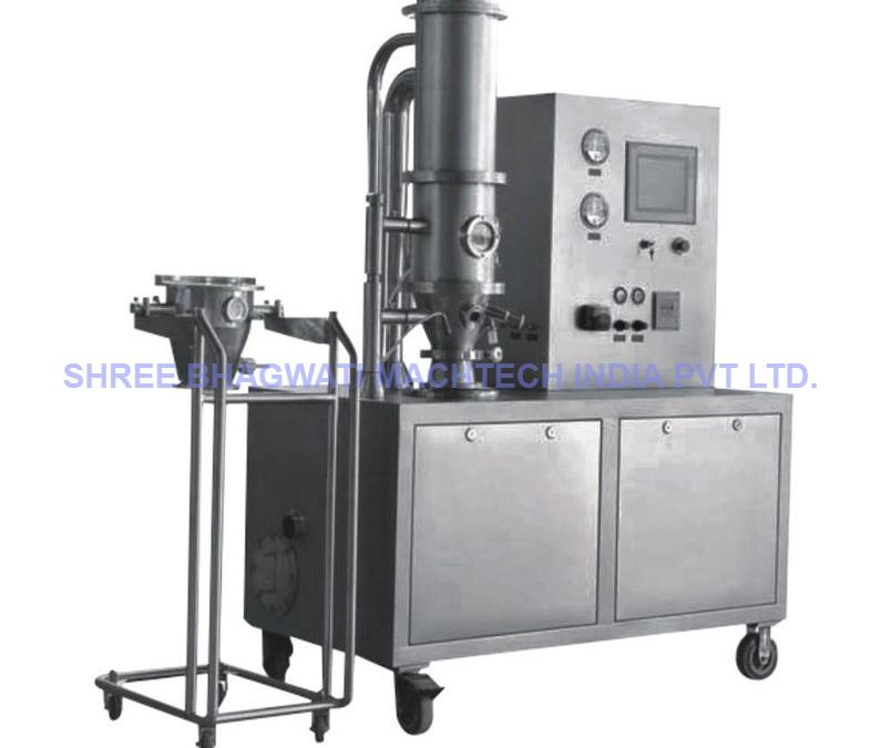 Fluid Bed Dryers: Multifunctional Machine