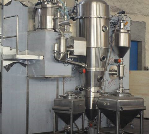 Role of Different Fluid Bed Equipment in the Pharmaceutical Industry