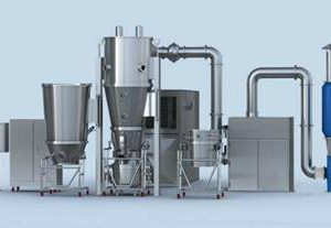 All About Fluid Bed Equipment-Pallet Coater and Granulation