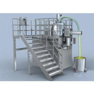 Rapid Mixer Granulator - High Shear Mixer Granulator (HSMG)