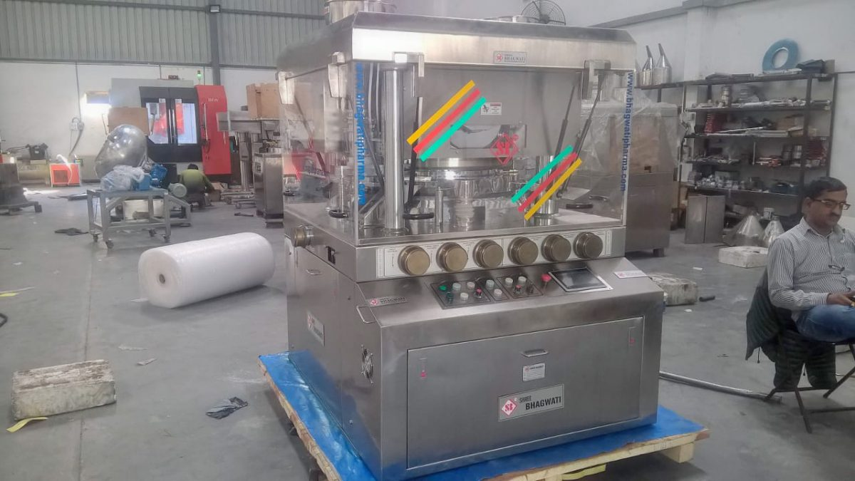 Different Tableting Machines for Pharmaceutical Needs