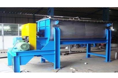 100 Kgs Ribbon Mixer (Blender) Machine installations in Industrial Area in Sawardari, Maharashtra