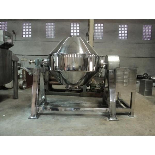 Rotary Cone Vacuum Dryer (RCVD) - Roto Cone Vacuum Dryer