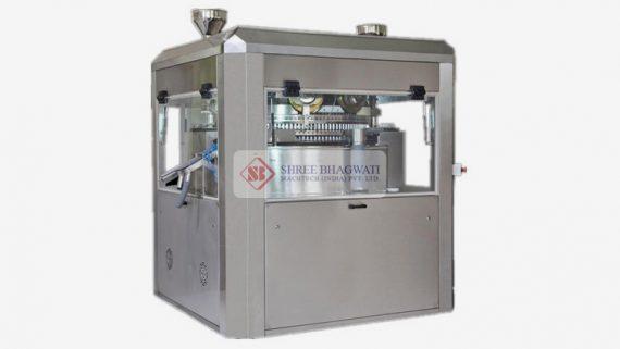 Tablet Press Machine installation in Wangara, Australia for Plastic & Fertilizers Based Company