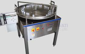 Turn Table Machine installation in Himachal Pradesh for Aerosols Contract Research & Manufacturing Services based Company