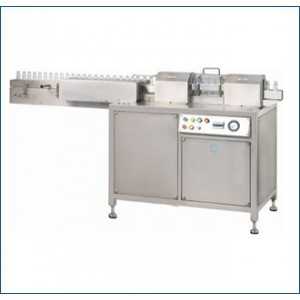 Automatic Air Jet Cleaning Machine - Dry Syrup Bottle Cleaning Machine