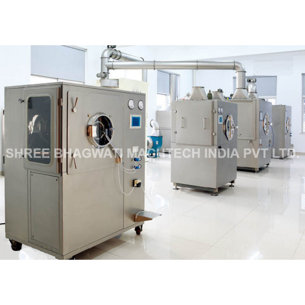High Demand of Automatic Tablet Coating Machine in Europe and Africa