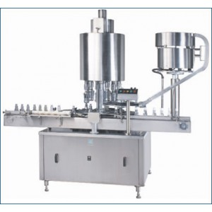 Automatic Multi Head Cap Sealing Machine: ROPP/ Screw