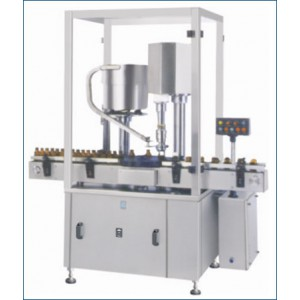 Capping Machine - Automatic Screw Cap Sealing Machine