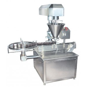 Auger Powder Filling Machine - Automatic Double Head Auger Powder Filler Machine