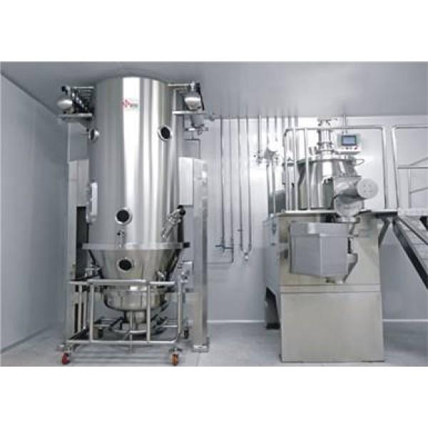 The Middle East & Africa Market for Fluid Bed Granulation & Fluid Bed Pellet Coater machine