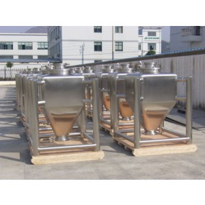 All About IBC Bin (Intermediate Bulk Containers)