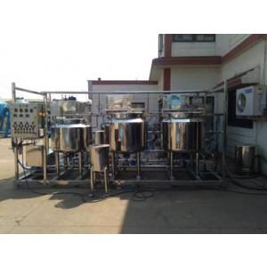 Lab Liquid Syrup Manufacturing Plant