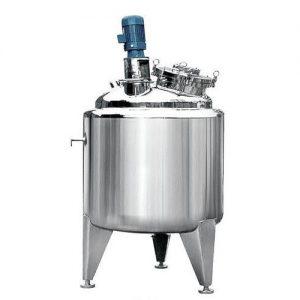 Preparation Vessel, Reactor & Storage Tank