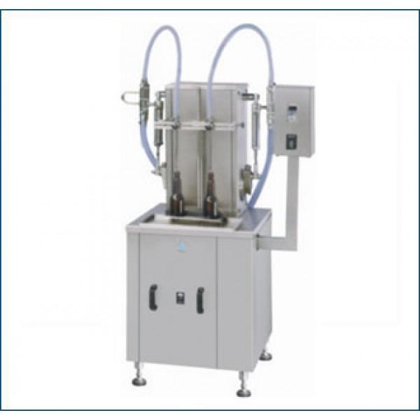 Semi Automatic Volumetric Liquid Bottle Filling Machine