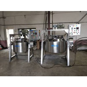 Starch Paste Kettle (Paste Kettle for Starch/Binder Solution)