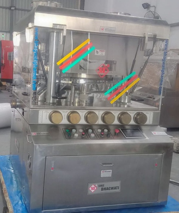 Double Rotary Tablet Press - 27, 35, 45 Station