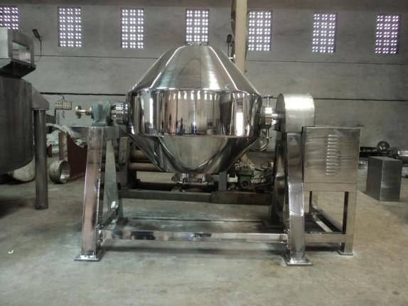 Roto Cone Vacuum Dryer
