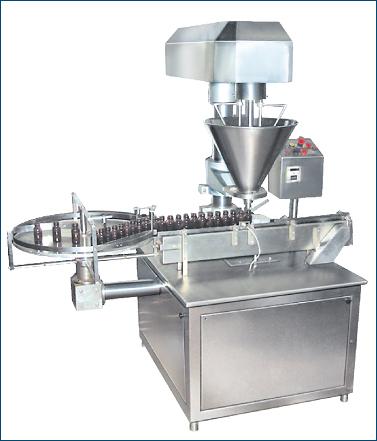 Automatic Single Head Auger type Powder Filling Machine