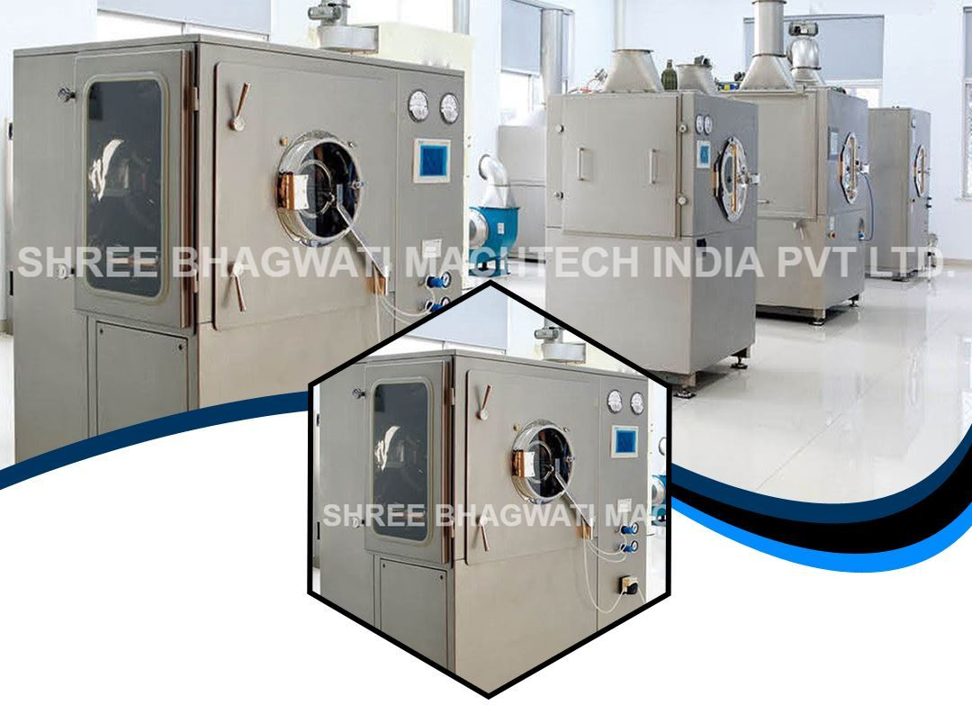 know about tablet coating machines